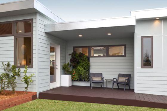 Tiny Houseplans Modern Style House Plans Backyard Cottage Modern House Plan