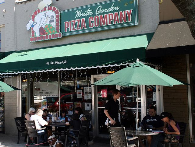 Winter Garden Pizza Company (Winter Garden, FL) Places I have been