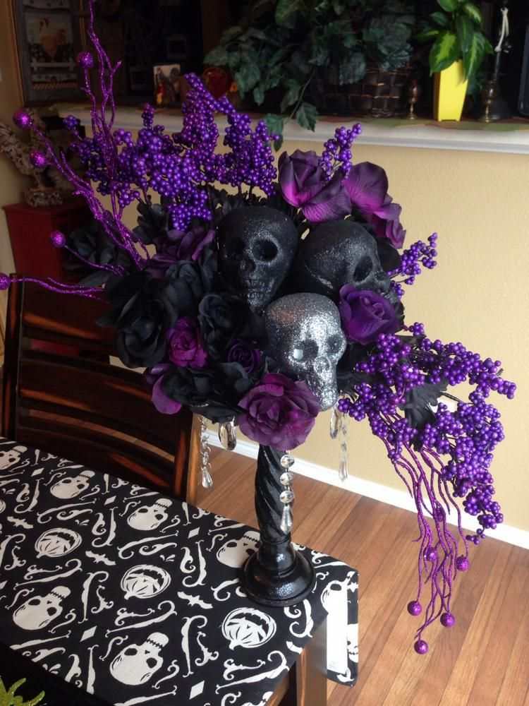 65 Generous Amazing Halloween Decor Ideas To Buy At Dollar Tree Post Dollar Tree Halloween Halloween Party Supplies Halloween Centerpiece