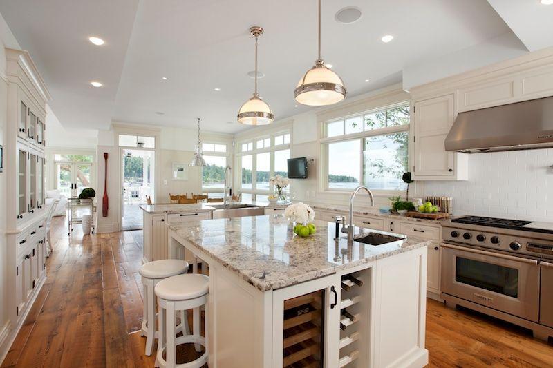 102 best Custom Kitchen Cabinets images on Pinterest | Built in ...