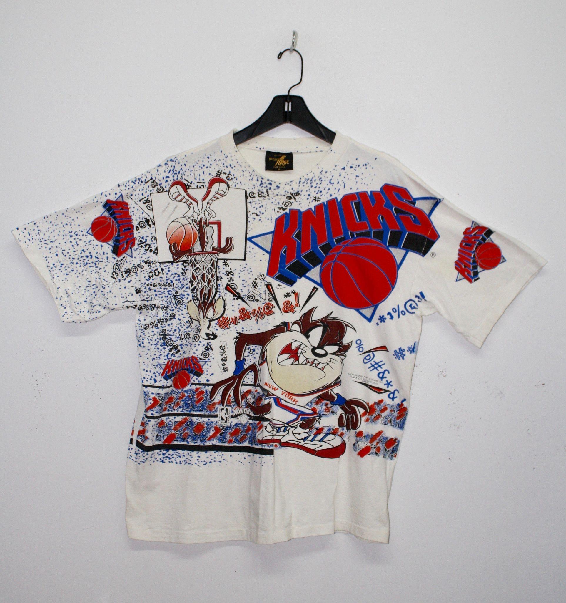 1995 Looney Tunes x Knicks T-shirt