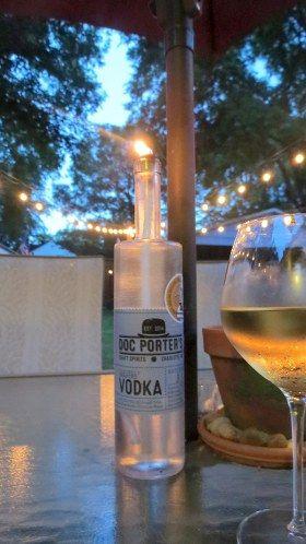 DIY  Bottle Tiki Torches