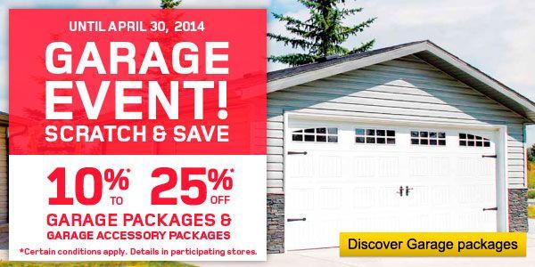Rona Package Garage Totem Garage Envy Pinterest