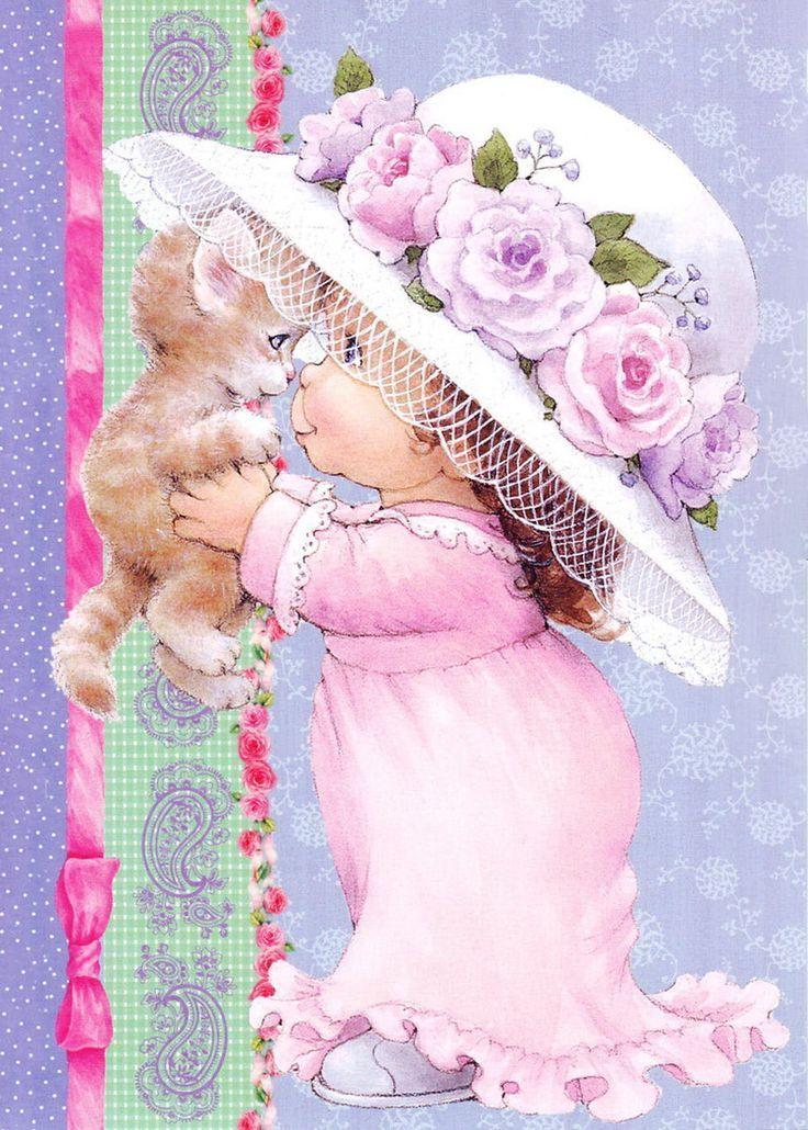 Красивые открытки для маленьких детей