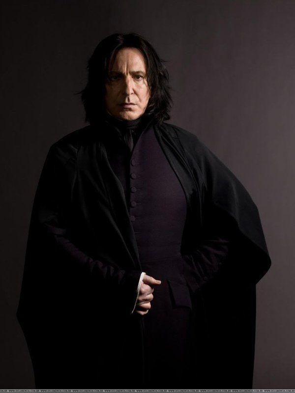 Twitter Harry Potter Poster Alan Rickman Severus Snape Schauspieler