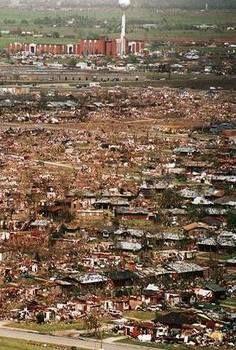 May 3rd 1999 Moore Oklahoma Tornado Oklahoma Tornado Tornado Photo