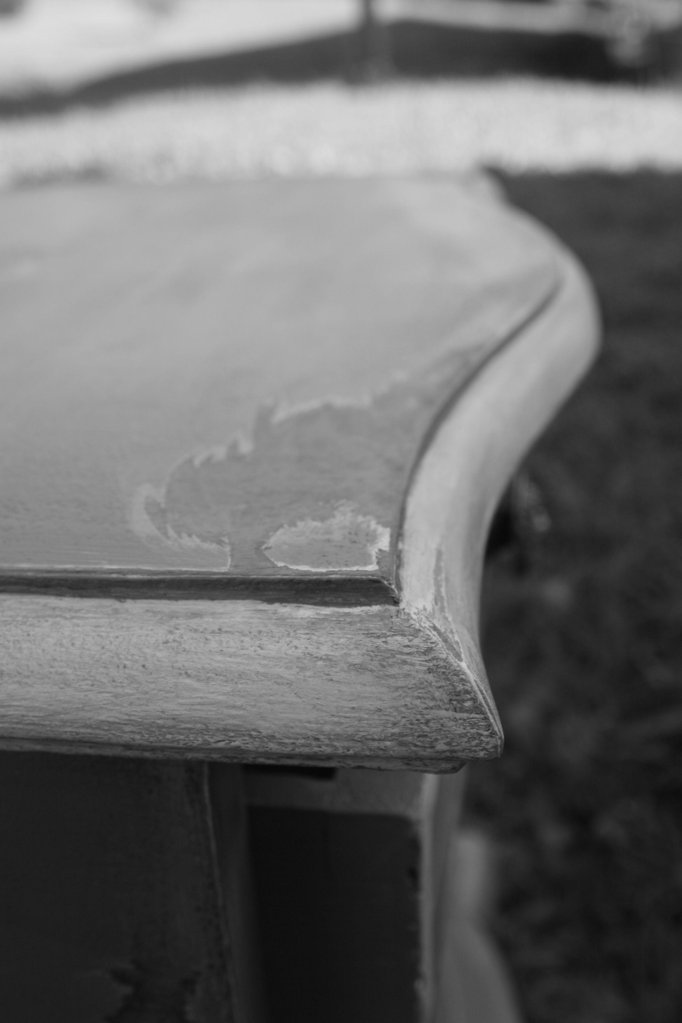 mesita gris antracita
