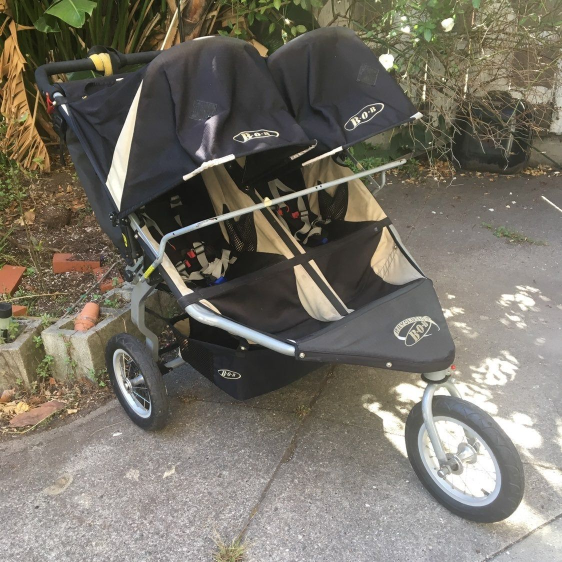 34+ Bob stroller double snack tray information