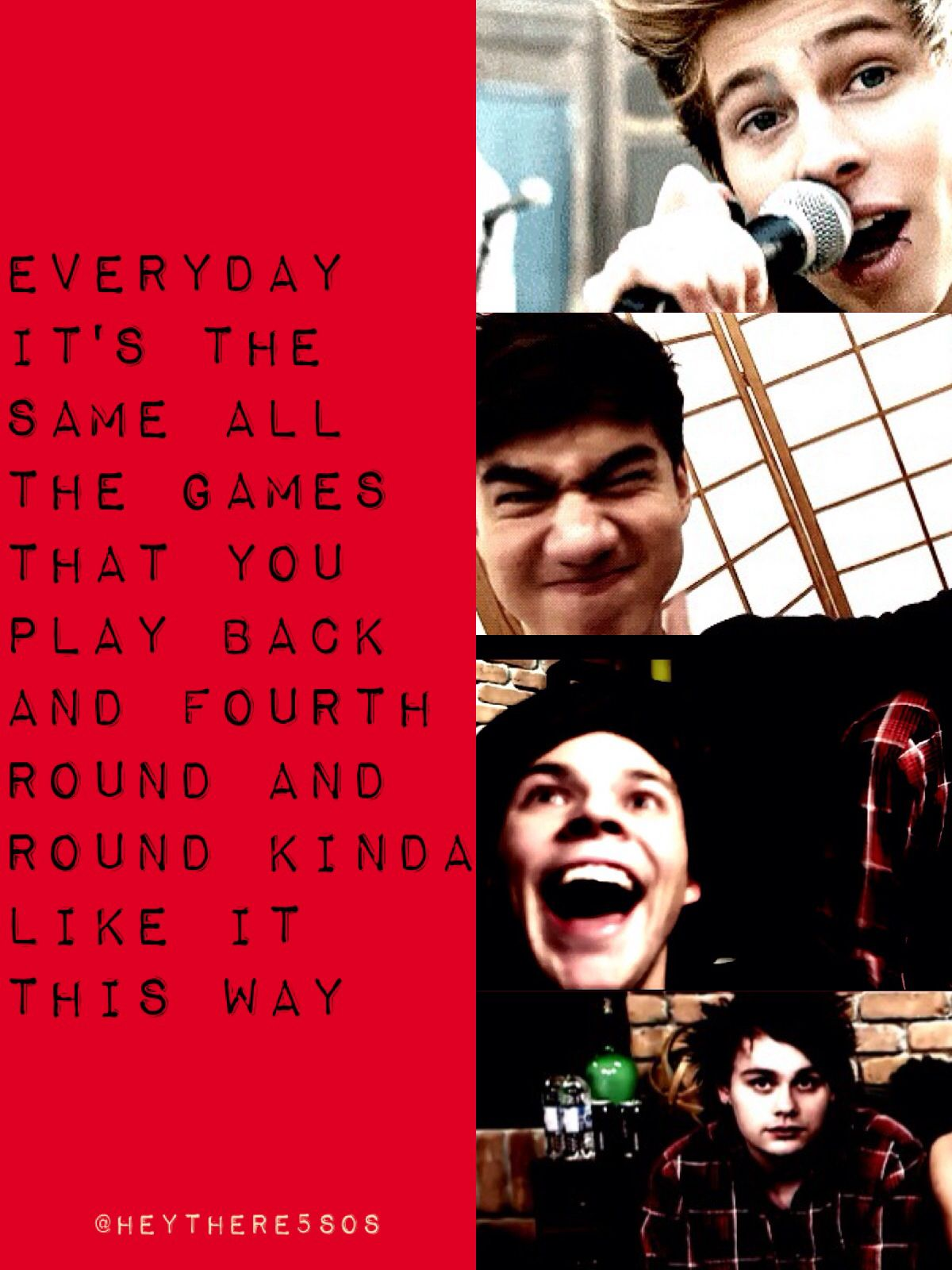 Don't Stop | 5sos. | 5sos, 5 seconds of summer, Wide awake