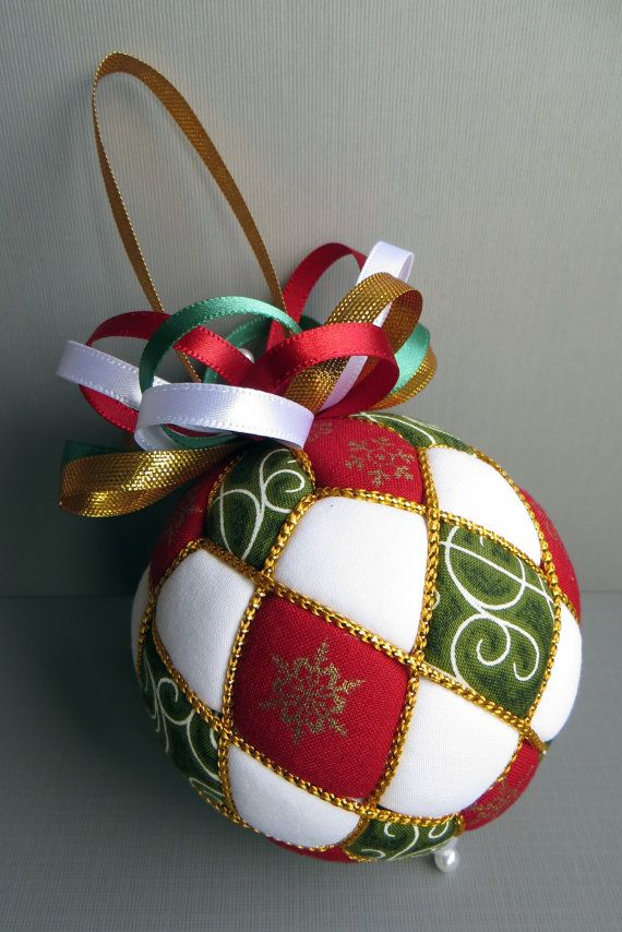 242 Beaded Ornament Cover