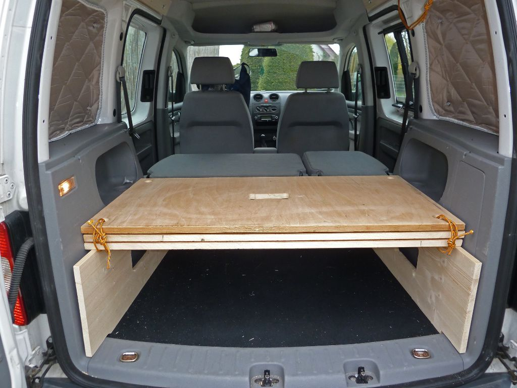 vw caddy camper ausbau reiner beck my private blog. Black Bedroom Furniture Sets. Home Design Ideas