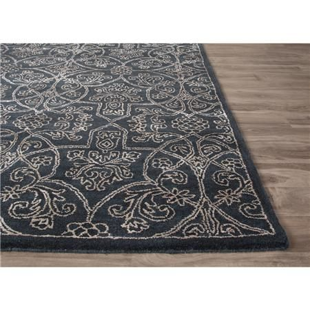 Transitional Victorian Style Rug