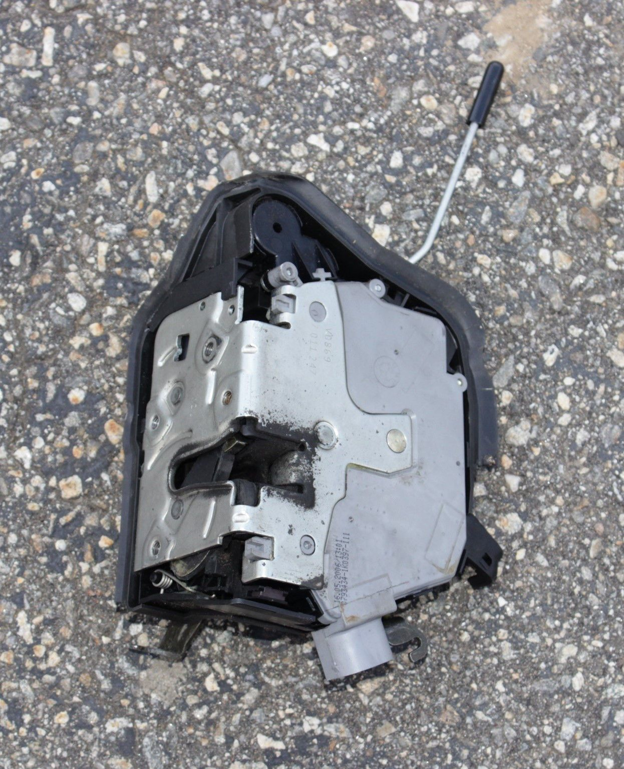 Bmw E46 Oem M3 Coupe Convertible Left Side Door Latch Motor