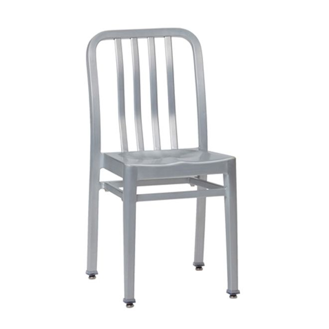 Nice Aluminum Stacking Navy Chair|ALuminum Navy Chairs And Barstools Supplier WSD