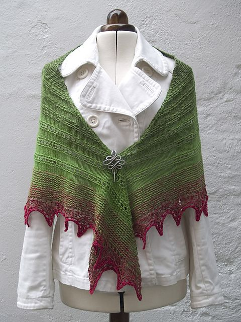 Ravelry Alma Ella Shawl Pattern By Robin Lynn Free