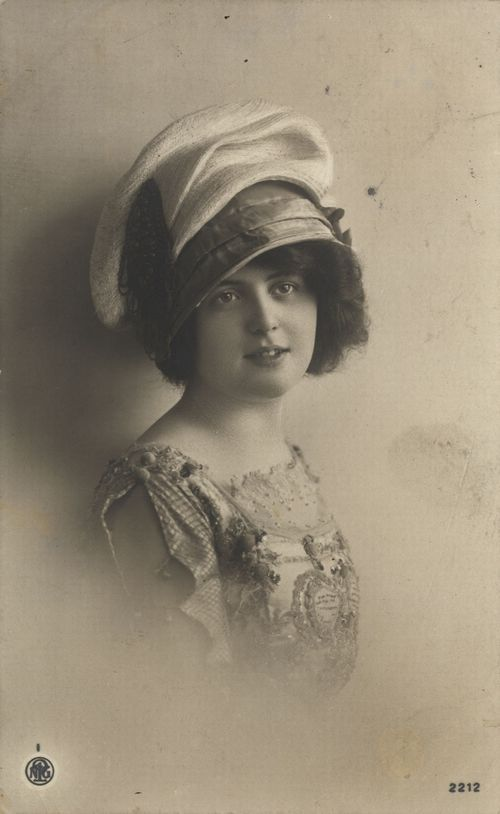 Hat ca 1910-12