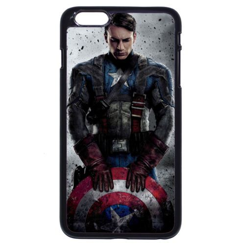 Captain America First Avenger For Apple iPhone iPod & Samsung Galaxy Case Cover | eBay