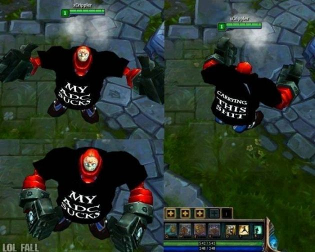 Chillout :: best blitz skin ever | LoL Stuff | League of