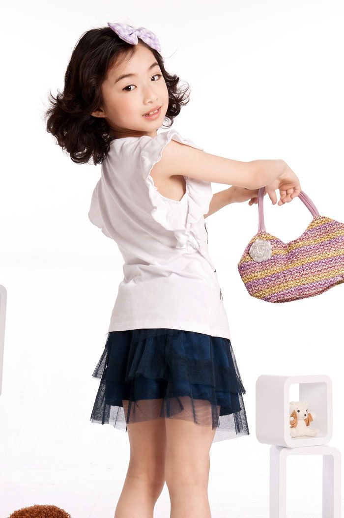 Aliexpress.com : Buy New Girls Summer Beach Skirts Kids Fashion ...