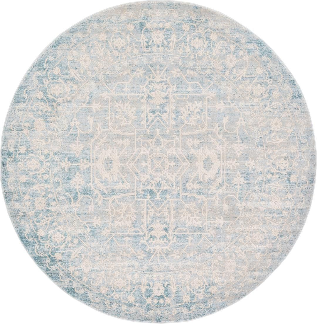 Unique Loom Round Area Rugs