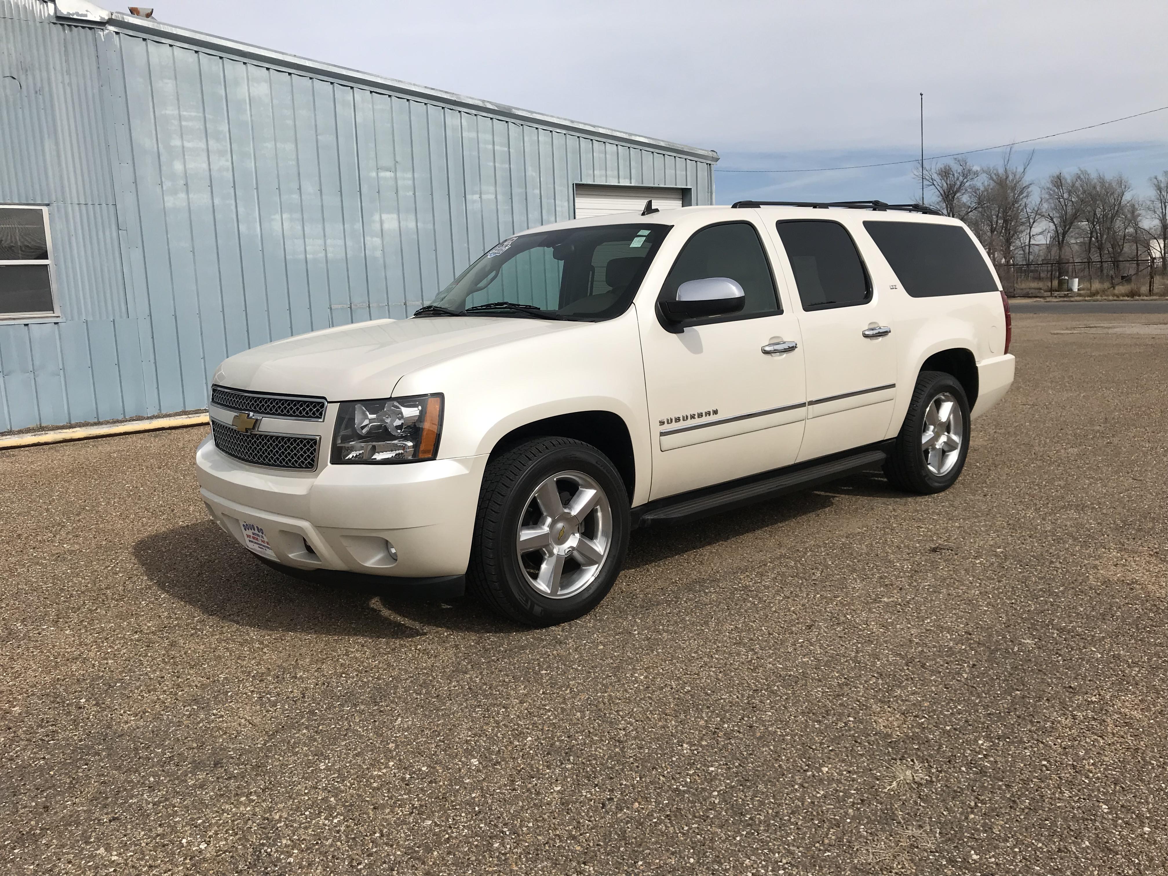 12 Chevrolet Suburban 131k 22 995 Chevrolet Suburban