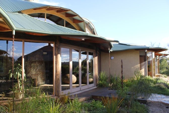 Cob house designs australia news