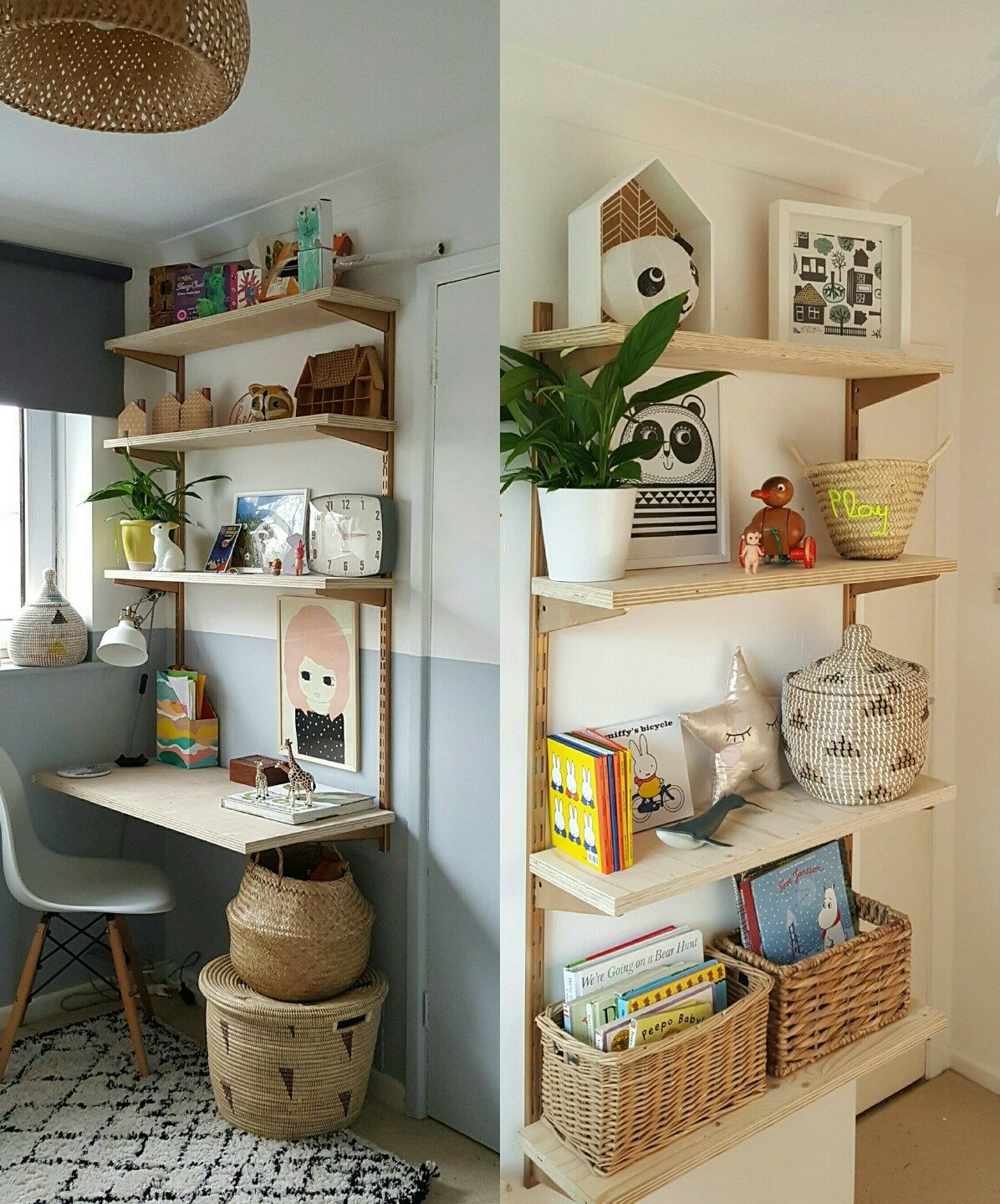 Groovy Quick Easy And Beautiful Twin Slot Shelving Rooms Room Download Free Architecture Designs Scobabritishbridgeorg