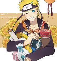 Happy Birthday Naruto by
