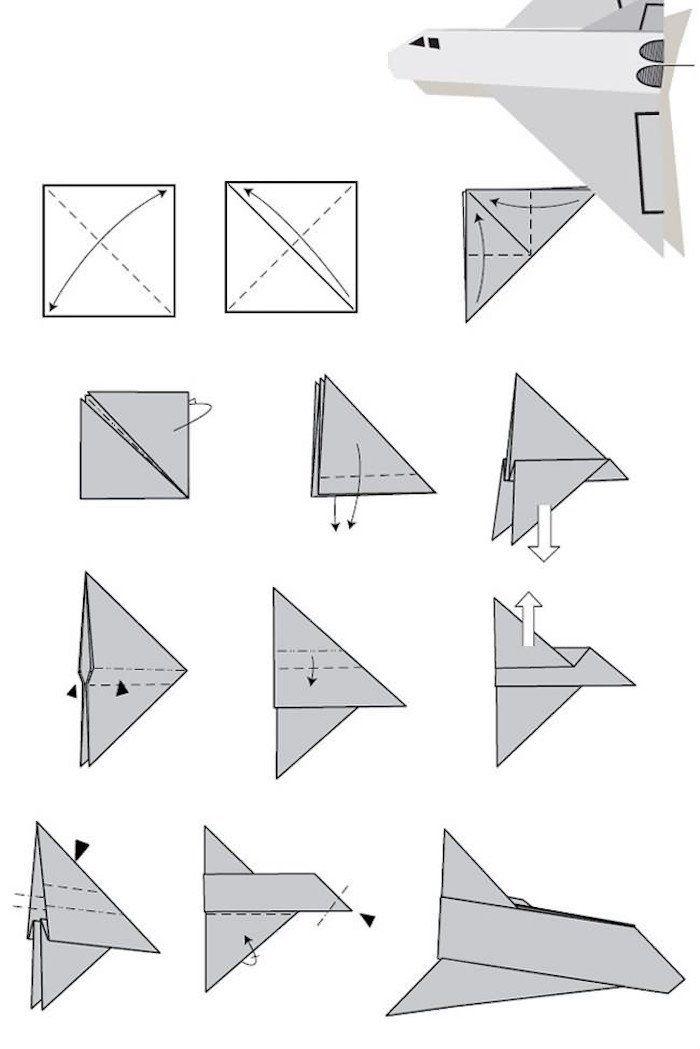 Comment Faire Un Origami En Papier