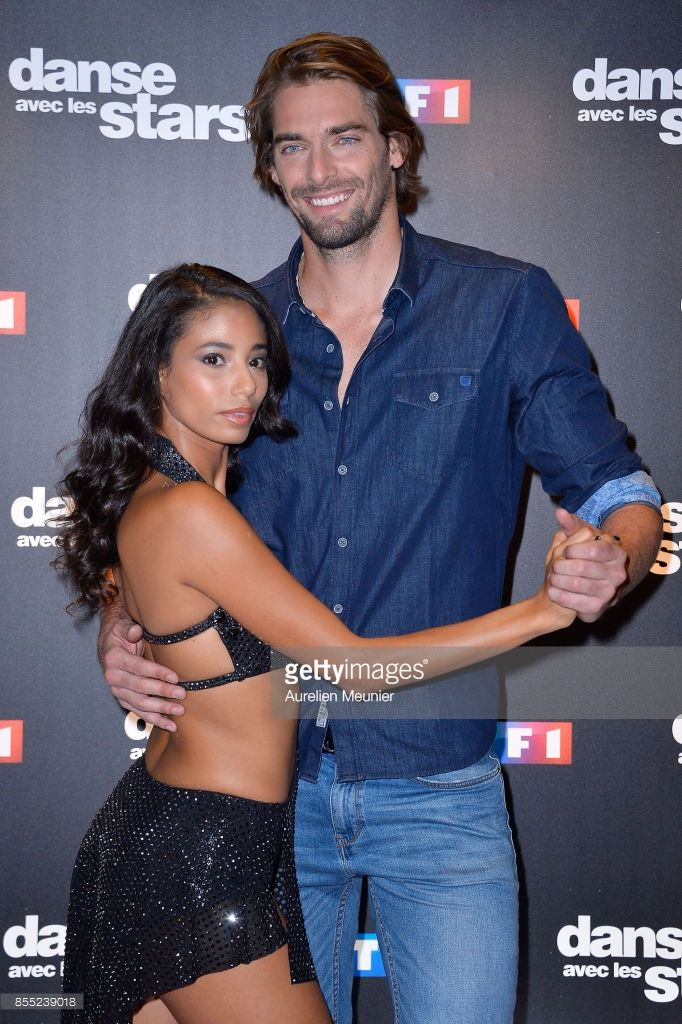 Danse avec les stars 2017 photocall at tf1 in paris september 28 - Danse avec les stars camille lacourt ...