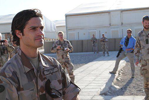 Svensk soldat stupad i afghanistan
