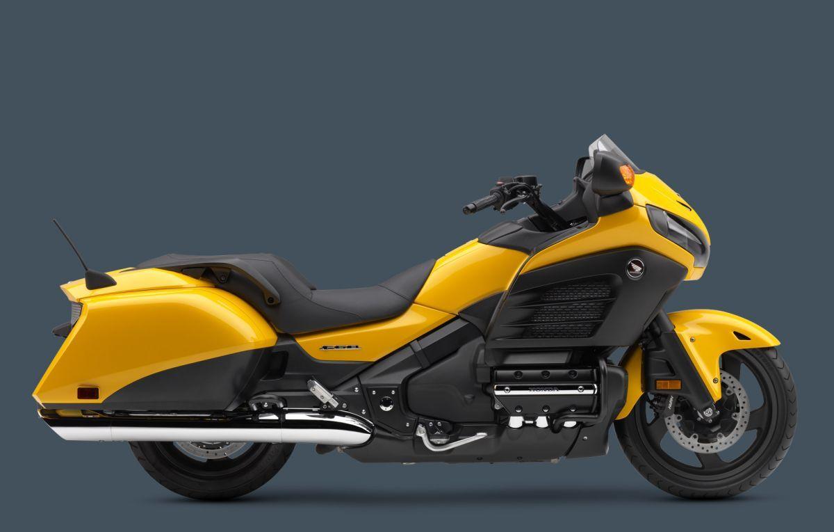 2014 Honda Gold Wing F6B Deluxe
