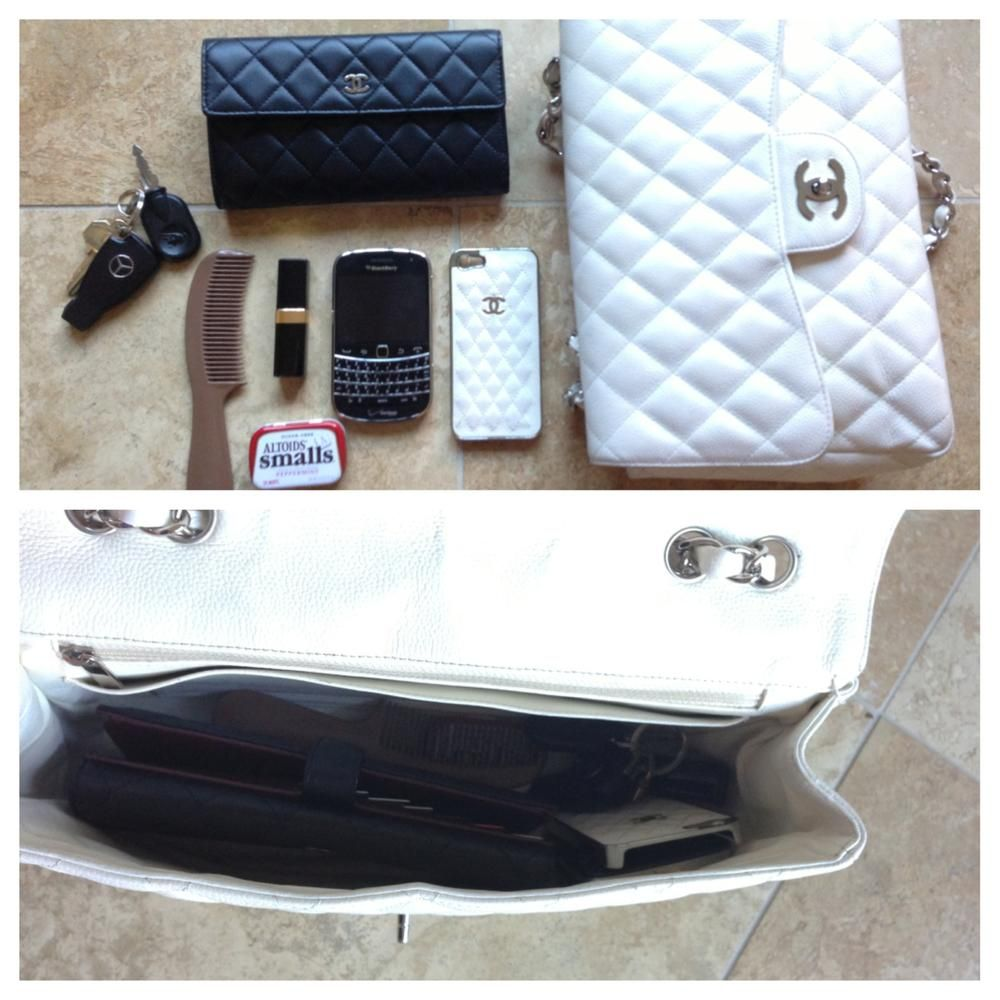 What s in your CHANEL bag today  Include pics! - Page 144 - PurseForum 5e741ea500