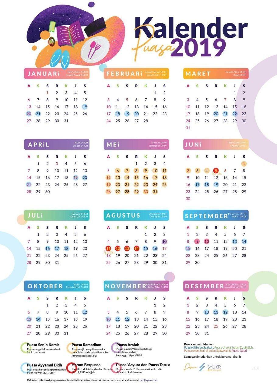 Kalender 2019   Kalender 2019   Islamic quotes, Muslim ...