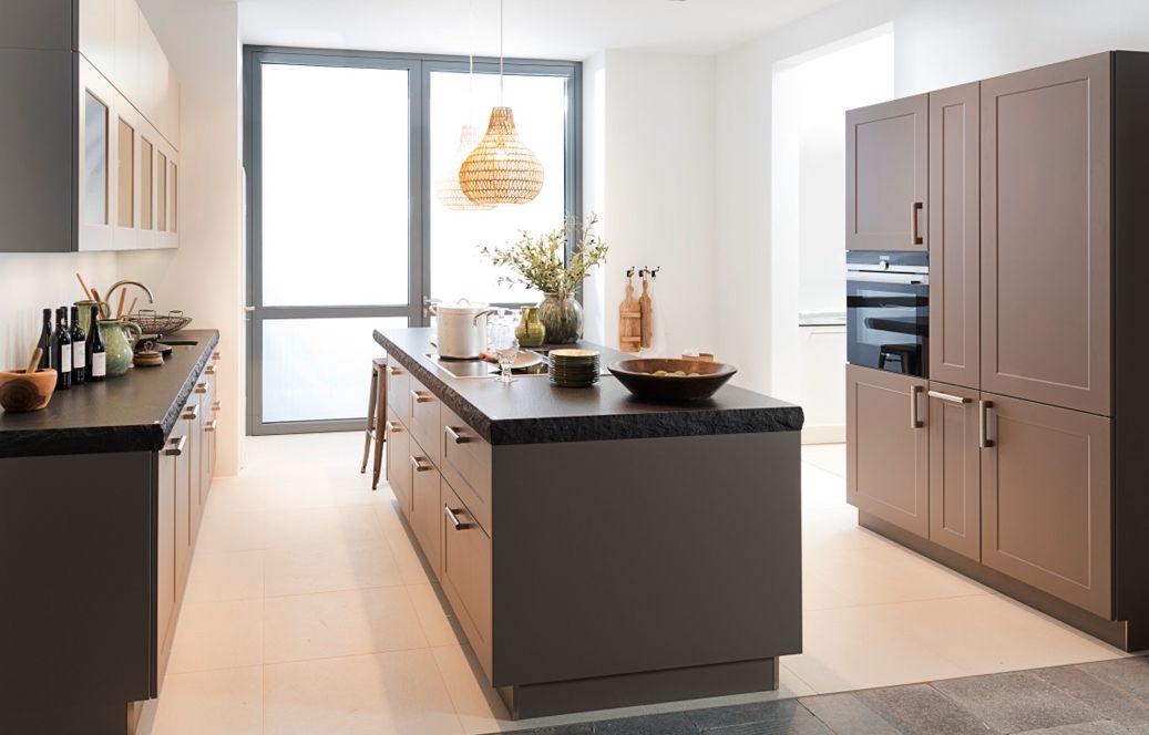 Relingi z akcesoriami, Nolte Küchen, wwwnolte-kuechenpl Modne - nolte küchen bilder