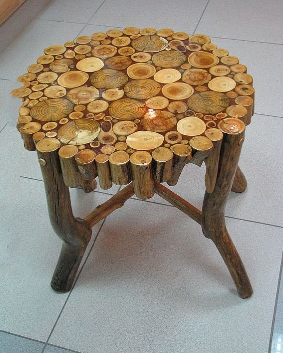 Epoxy Driftwood Table: Wood Furniture, Wood Projects
