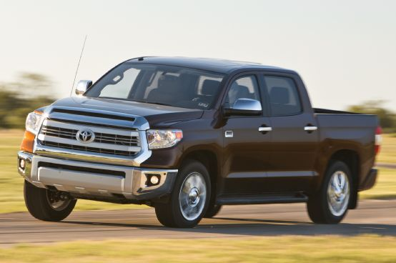 2014 motor trend truck of the year contender toyota for Motor trend crossover of the year