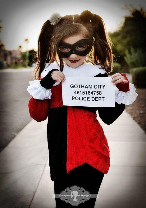 Diy harley quinn costume for girls