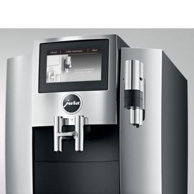 Jura S8 Super Automatic Coffee Machine