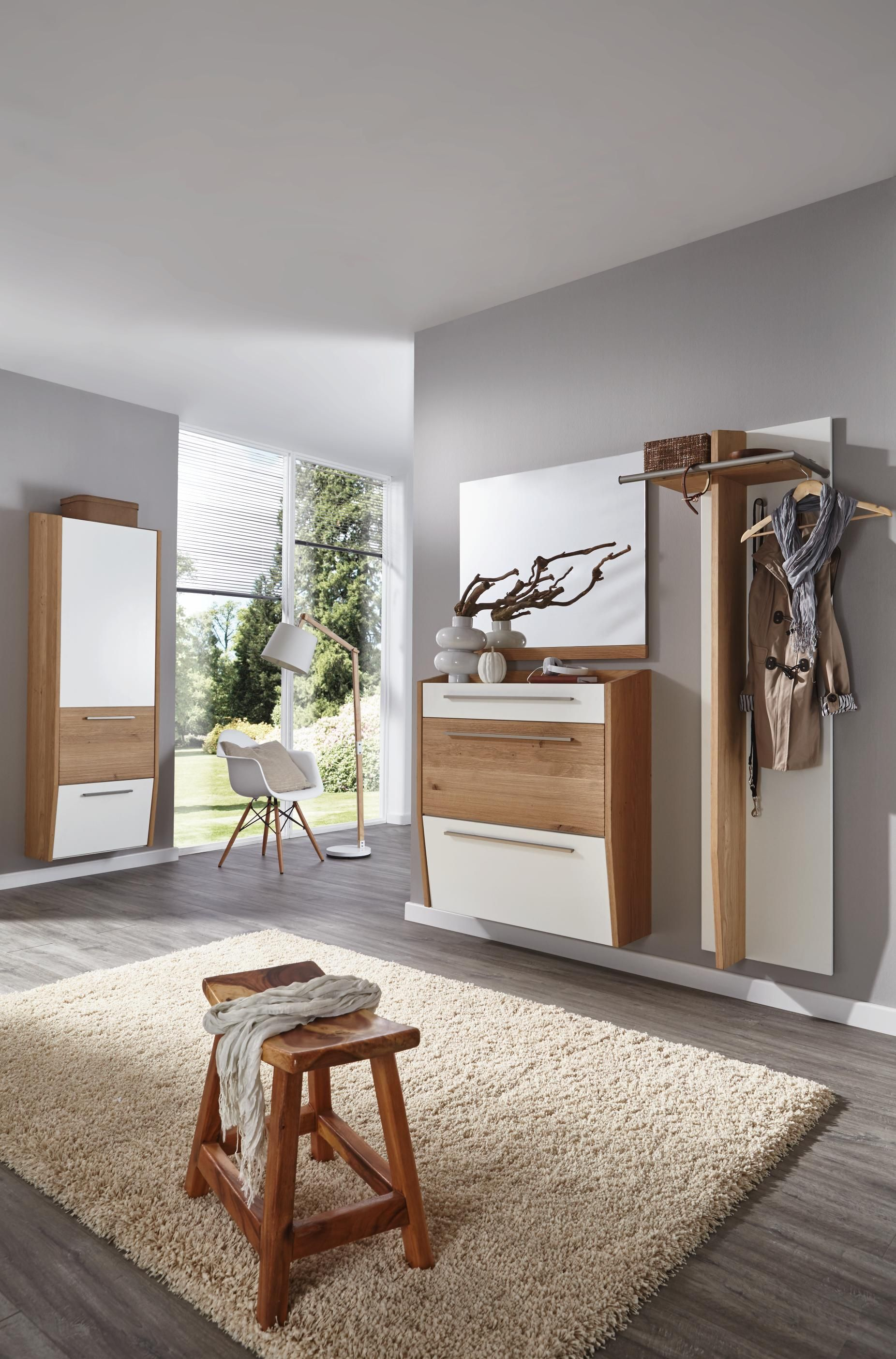 vorzimmer von dieter knoll gertrud flurgarderobe vorzimmer und garderobe. Black Bedroom Furniture Sets. Home Design Ideas