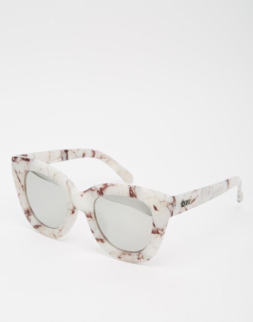 Imagen 1 de Gafas de sol ojos de gato con lentes de espejo Sugar ...