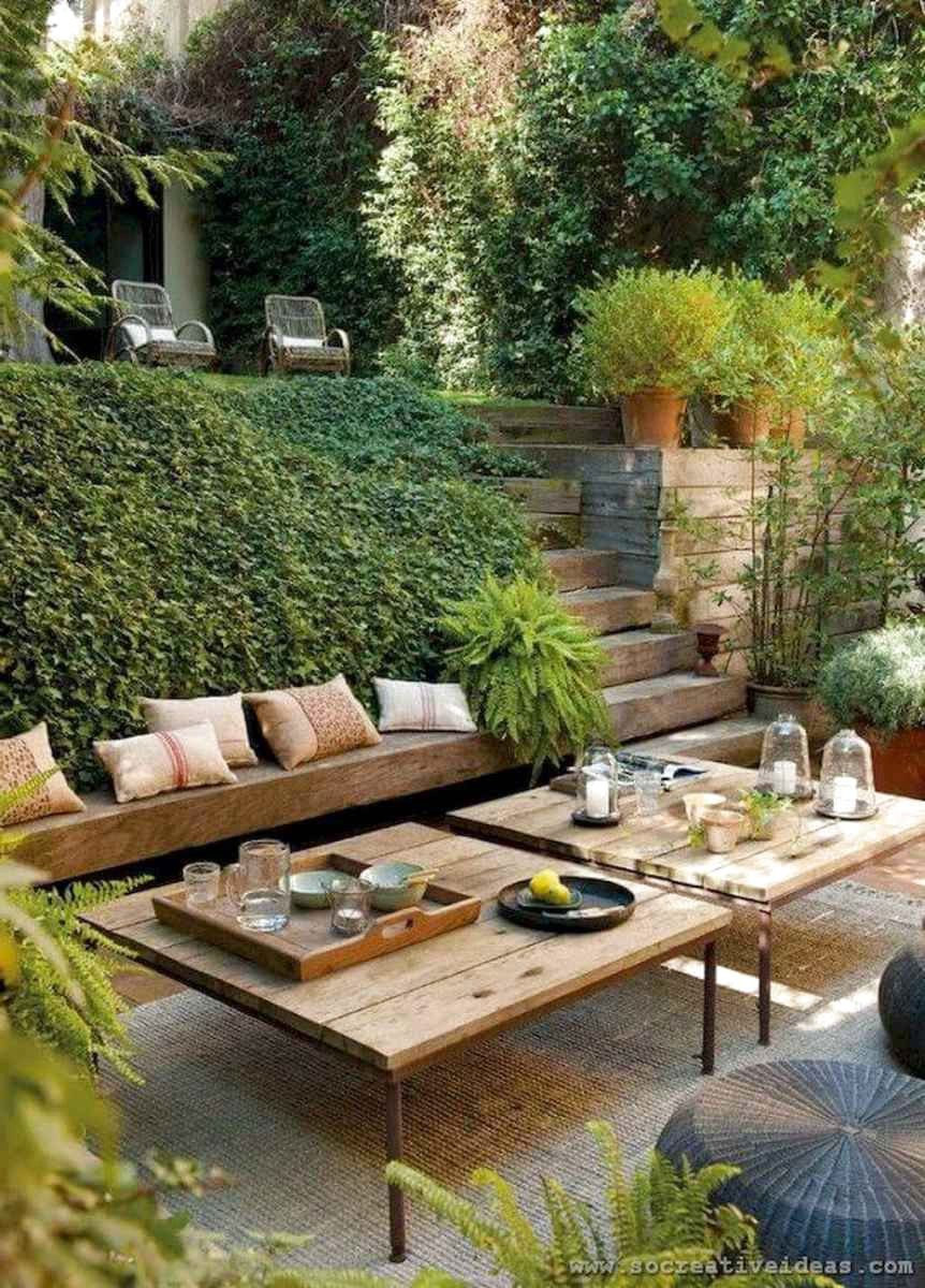 58 Favourite Backyard Landscaping Design Ideas On A Budget Home Garden In 2020 Backyard Seating Area Small Backyard Landscaping Backyard Landscaping Designs Backyard landscape design ideas on a budget