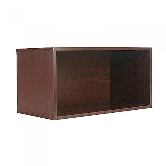 OPEN STORAGE CUBE CHERRY BY ORGANIZE IT ALL  sc 1 st  Pinterest & OPEN STORAGE CUBE CHERRY BY ORGANIZE IT ALL | Storage Cubes ...