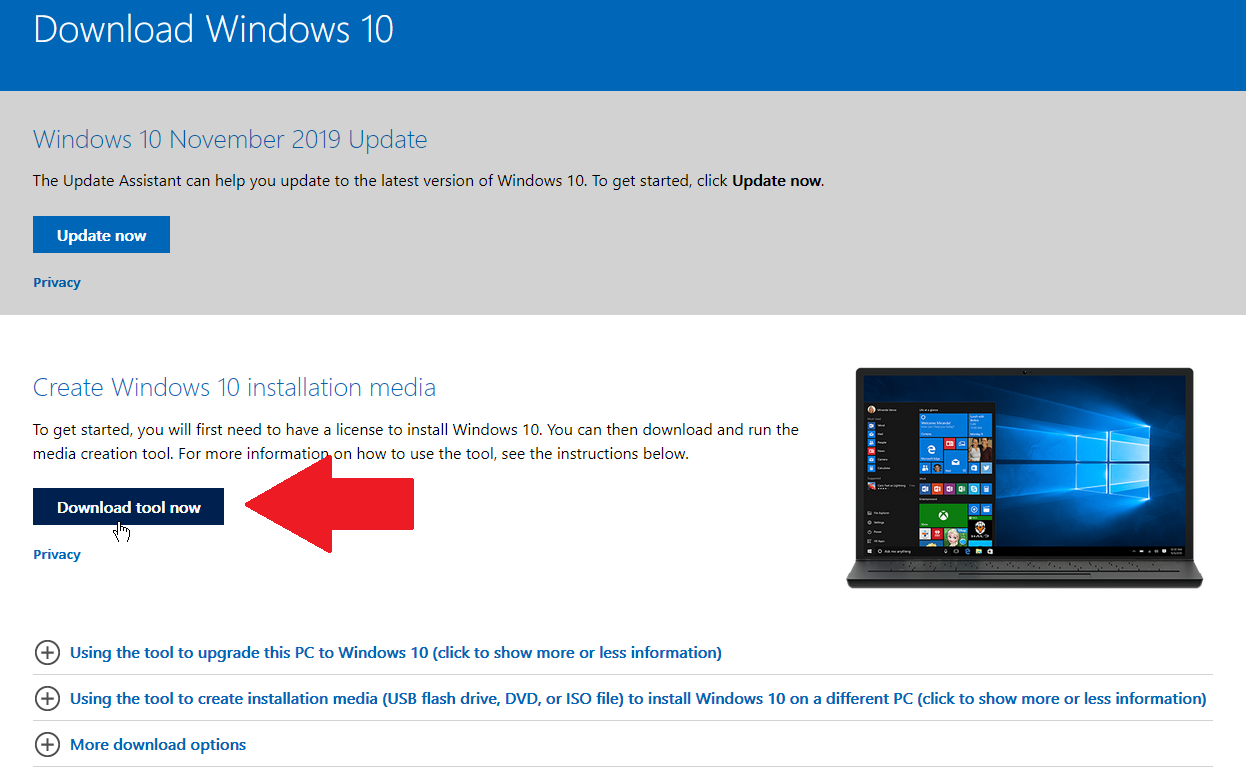 How to Run Windows 10 From a USB Drive in 2020 Usb drive