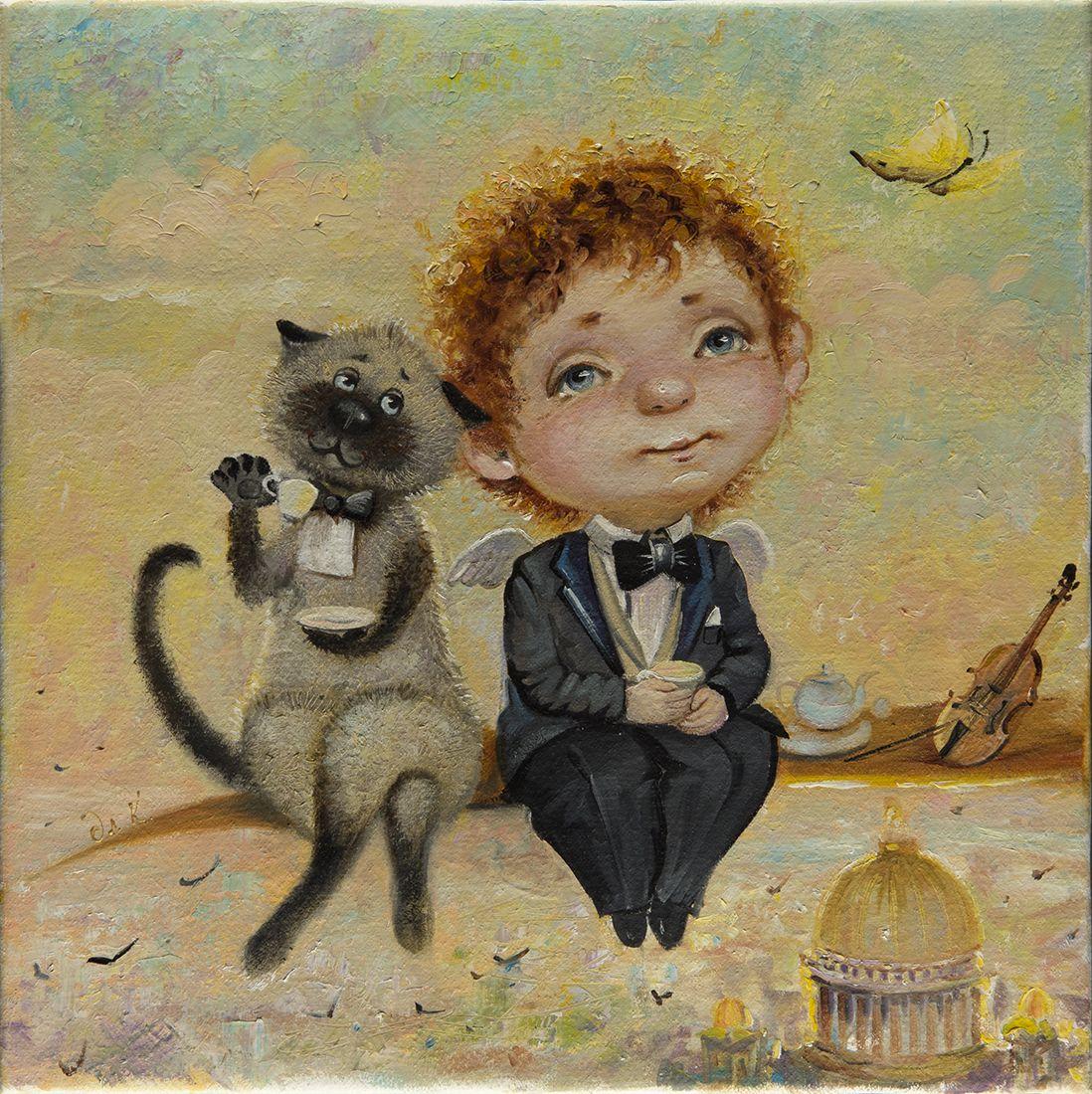Катерина ольховская открытки