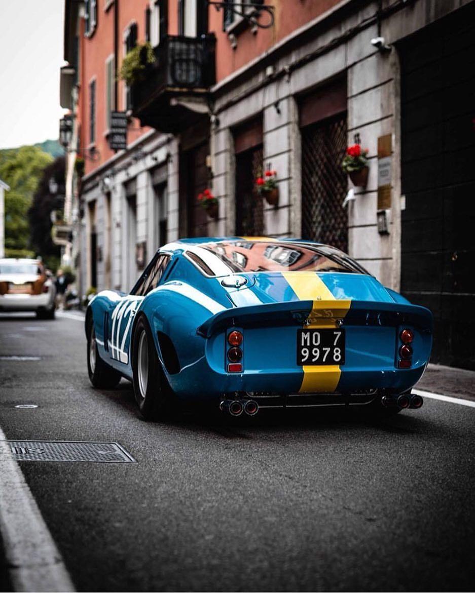 1962 Ferrari 250 Gto Scaglietti Berlinetta Production Number