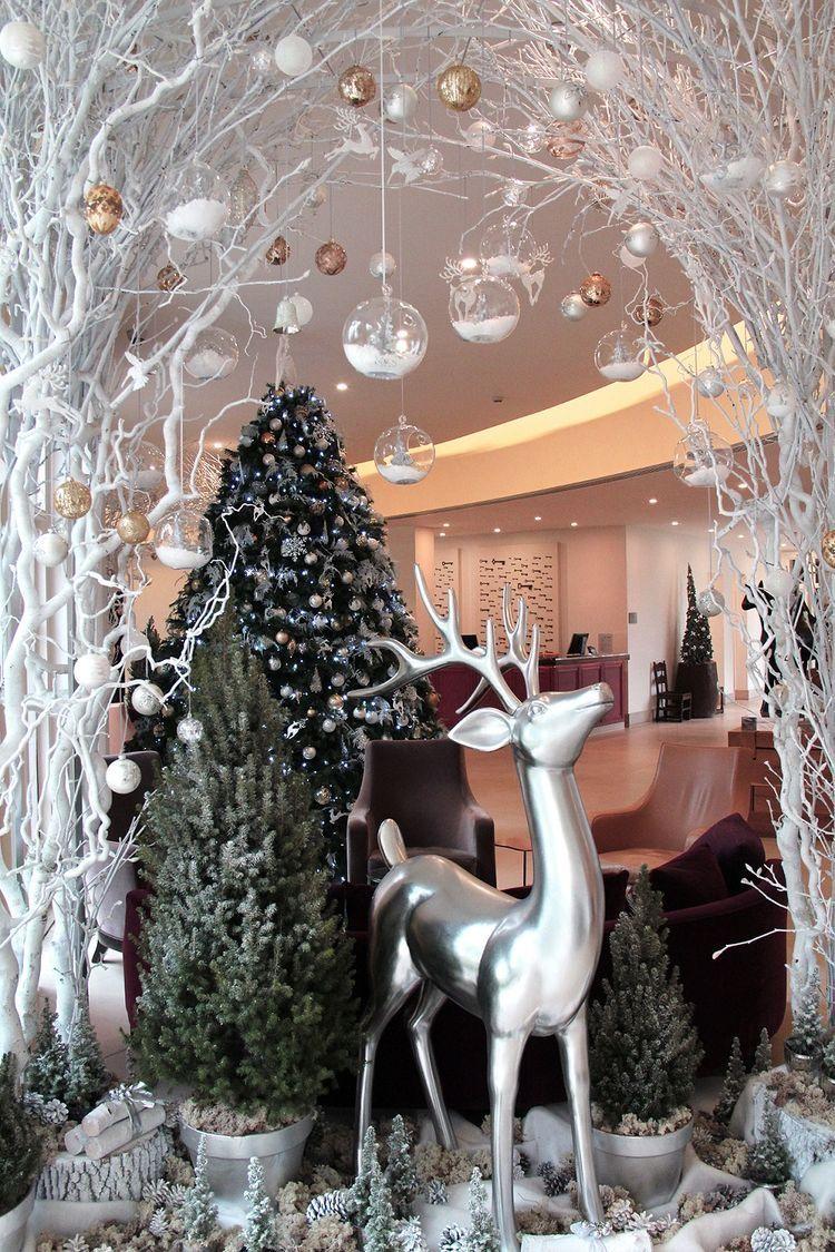 Pin de Susana Reyes en decoración navideña | Decoracion