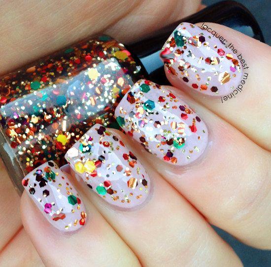 Autumn Afternoon handmade custom nail polish by ...
