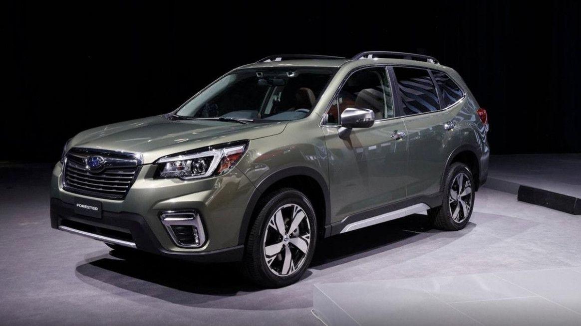 2020 Subaru Xt Premium In 2020 Subaru Forester Xt Subaru Forester Subaru Xt
