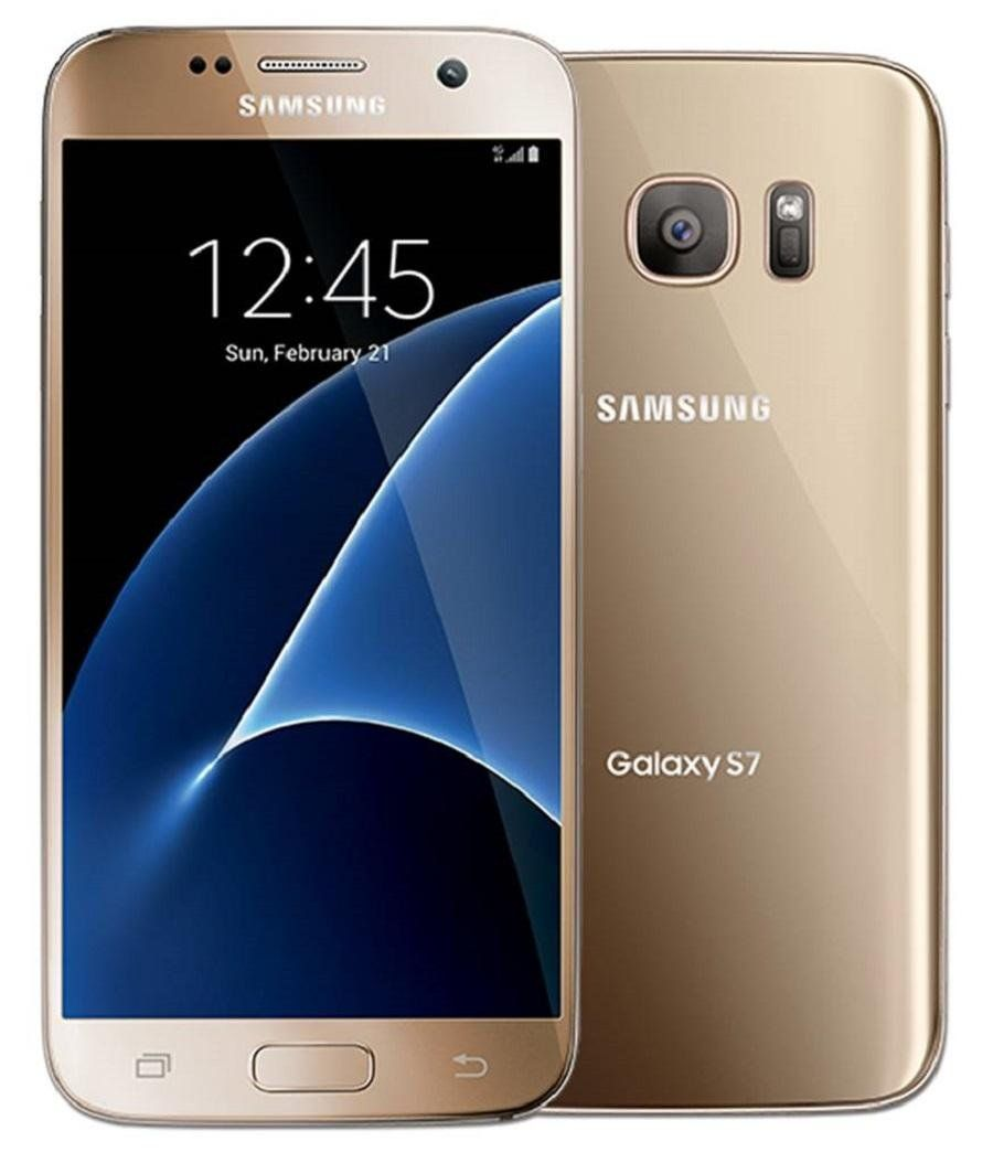 Samsung Galaxy S7 32GB G930T - T-Mobile Locked -Gold